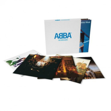 ABBA The Studio Albums (Box) (8Винил)