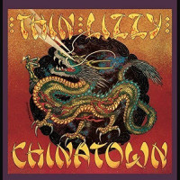 Thin Lizzy Chinatown (Винил)