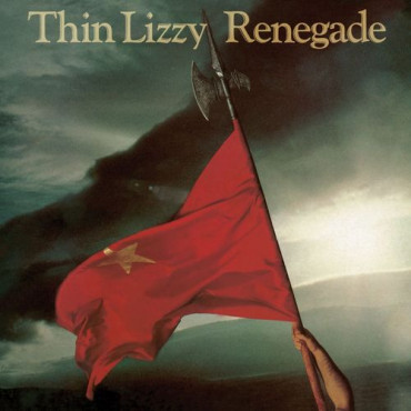 Thin Lizzy Renegade (Винил)