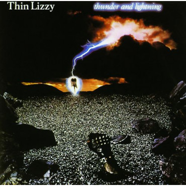 Thin Lizzy Thunder And Lightning (Винил)
