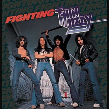 Thin Lizzy Fighting (Винил)