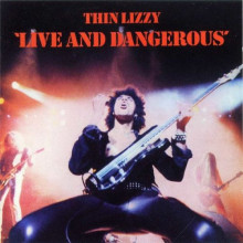 Thin Lizzy Live And Dangerous (2Винил)