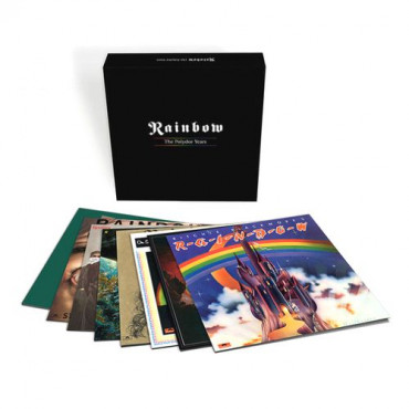 Rainbow The Polydor Years (Box) (9Винил)