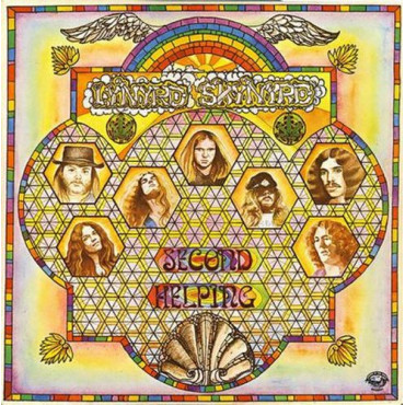 Lynyrd Skynyrd Second Helping (Винил)