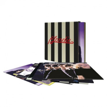 Blondie Blondie Albums (Box) (6Винил)