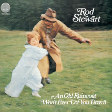 Rod Stewart An Old Raincoat Won't Ever Let You Down (Винил)