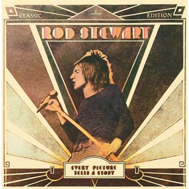 Rod Stewart Every Picture Tells A Story (Винил)