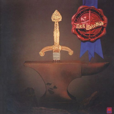 Rick Wakeman The Myths And Legends Of King Arthur And (Винил)