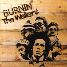 Bob Marley Burnin' (Винил)