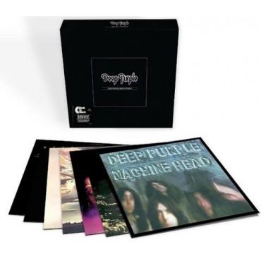 Deep Purple - The Vinyl Collection (Box) (7Винил)