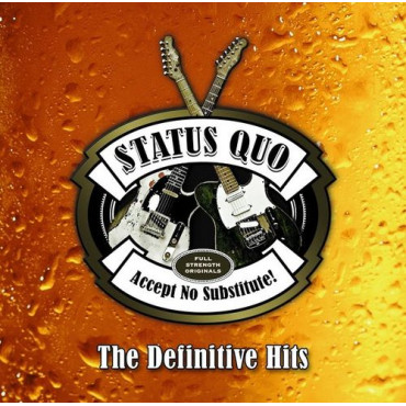 Status Quo Accept No Substitute – The Definitive Hi (2Винил)