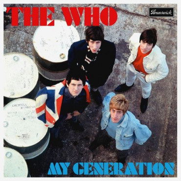 The Who - My Generation (2Винил)