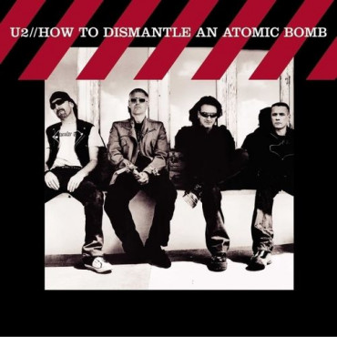 U2 - How To Dismantle An Atomic Bomb (Винил)