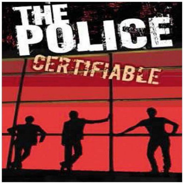 THE POLICE CERTIFIABLE (3Винил)