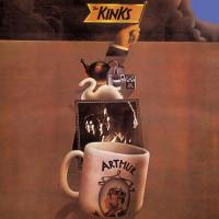 THE KINKS ARTHUR (2Винил)