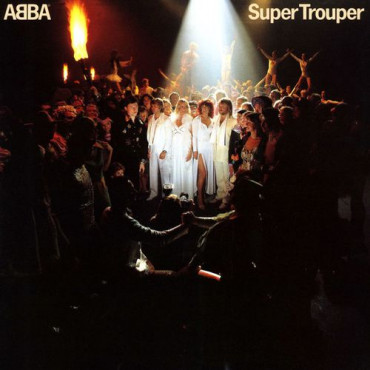 ABBA SUPER TROUPER (Винил)