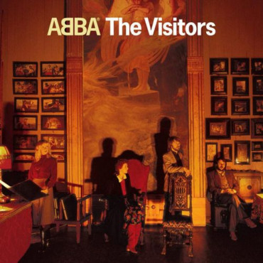 ABBA THE VISITORS (Винил)