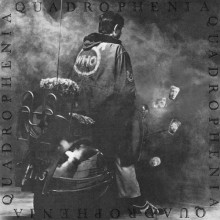 THE WHO QUADROPHENIA (2Винил)