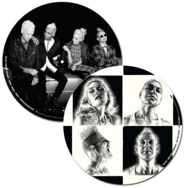 No Doubt Push And Sove (picture) (Винил) TOP