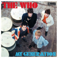 The Who My Generation (Винил)
