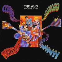 The Who A Quick One (Винил)