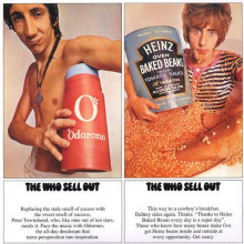 The Who The Who Sell Out (Винил)