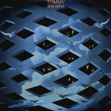 The Who Tommy (2Винил)
