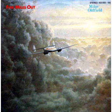 Mike Oldfield Five Miles Out (Винил)