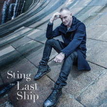 STING THE LAST SHIP (Винил)