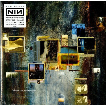 Nine Inch Nails Hesitation Marks (2Винил) TOP