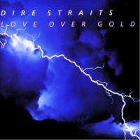 Dire Straits - Love Over Gold Винил