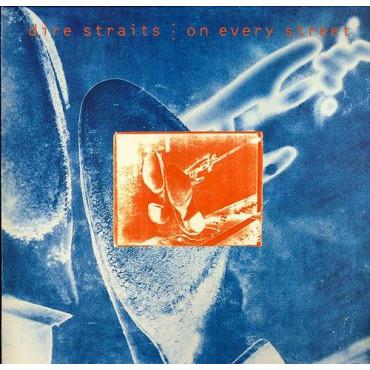 Dire Straits - On Every Street 2Винил