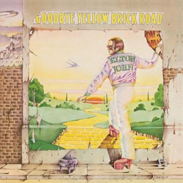 Elton John Goodbye Yellow Brick Road 2Винил