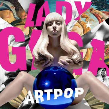Lady GaGa Artpop (2Винил)