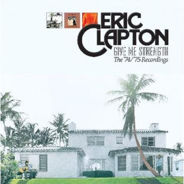 Eric Clapton Give Me Strength (3Винил)