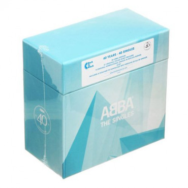 ABBA Single Box (V7) (40Винил LP-S)
