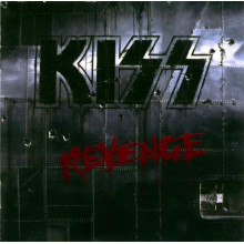 Kiss - Revenge Винил