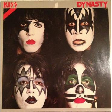 Kiss мDynasty Винил