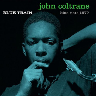 John Coltrane Blue Train Винил
