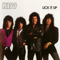 Kiss - Lick It Up Винил