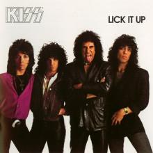 Kiss - Lick It Up Винил