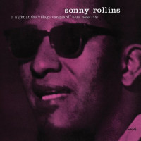 Sonny Rollins A Night At The Village Vanguard (Винил)