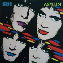 Kiss - Asylum (Винил)