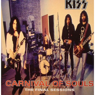 Kiss - Carnival Of Souls: The Final Session Винил