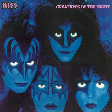 KISS - Creatures Of The Night (Винил)