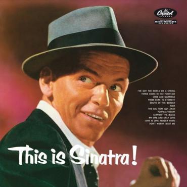 FRANK SINATRA  THIS IS SINATRA! (Винил)