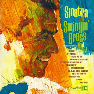 FRANK SINATRA SINATRA AND SWINGIN' BRASS (Винил)