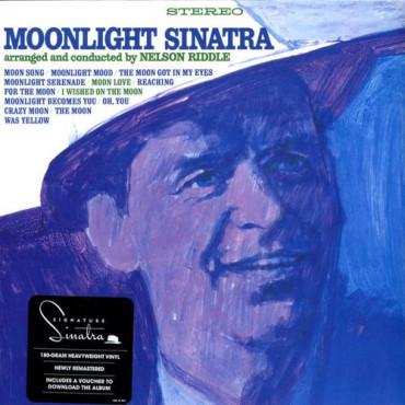 FRANK SINATRA  MOONLIGHT SINATRA (Винил)