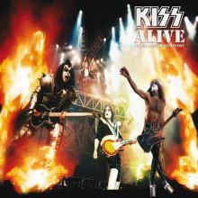 Kiss - Alive – The Millennium Concert 2Винил