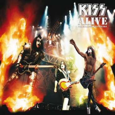 Kiss - Alive – The Millennium Concert 2Винил